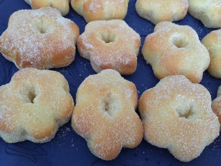 Le margherite morbide e zuccherate