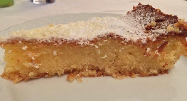 Torta caprese mandorle e cioccolato bianco - ricetta napoletana